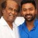 Rajinikanth with Mupparimanam Movie Team