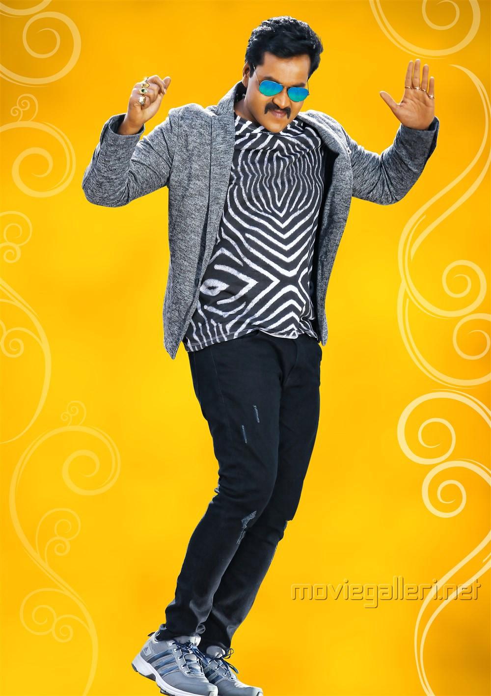 Sunil's Ungarala Rambabu First Look Image