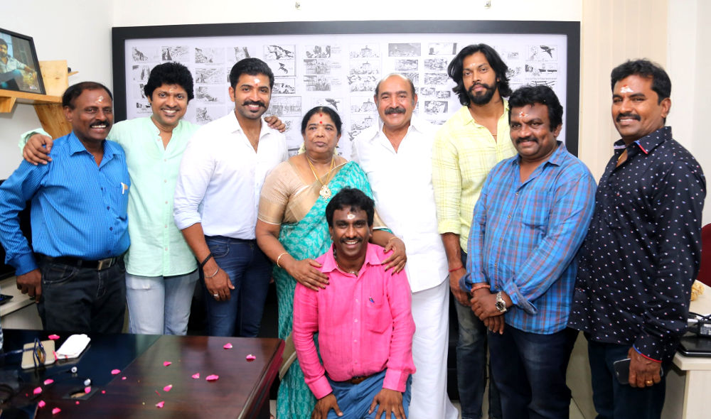 Redhan The Cinema People Production No 2 Pooja Stills