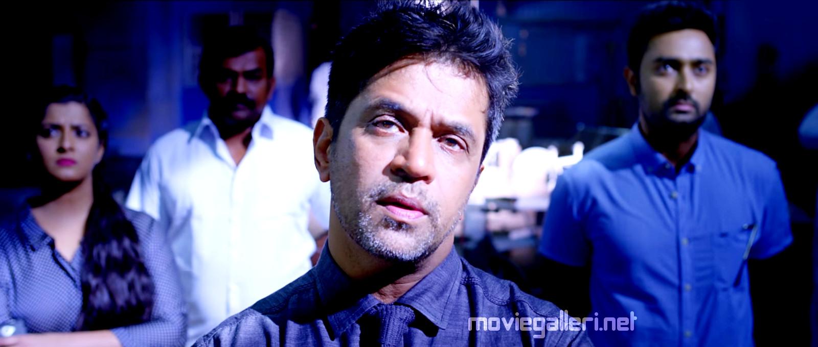 Arjun Nibunan Movie Picture