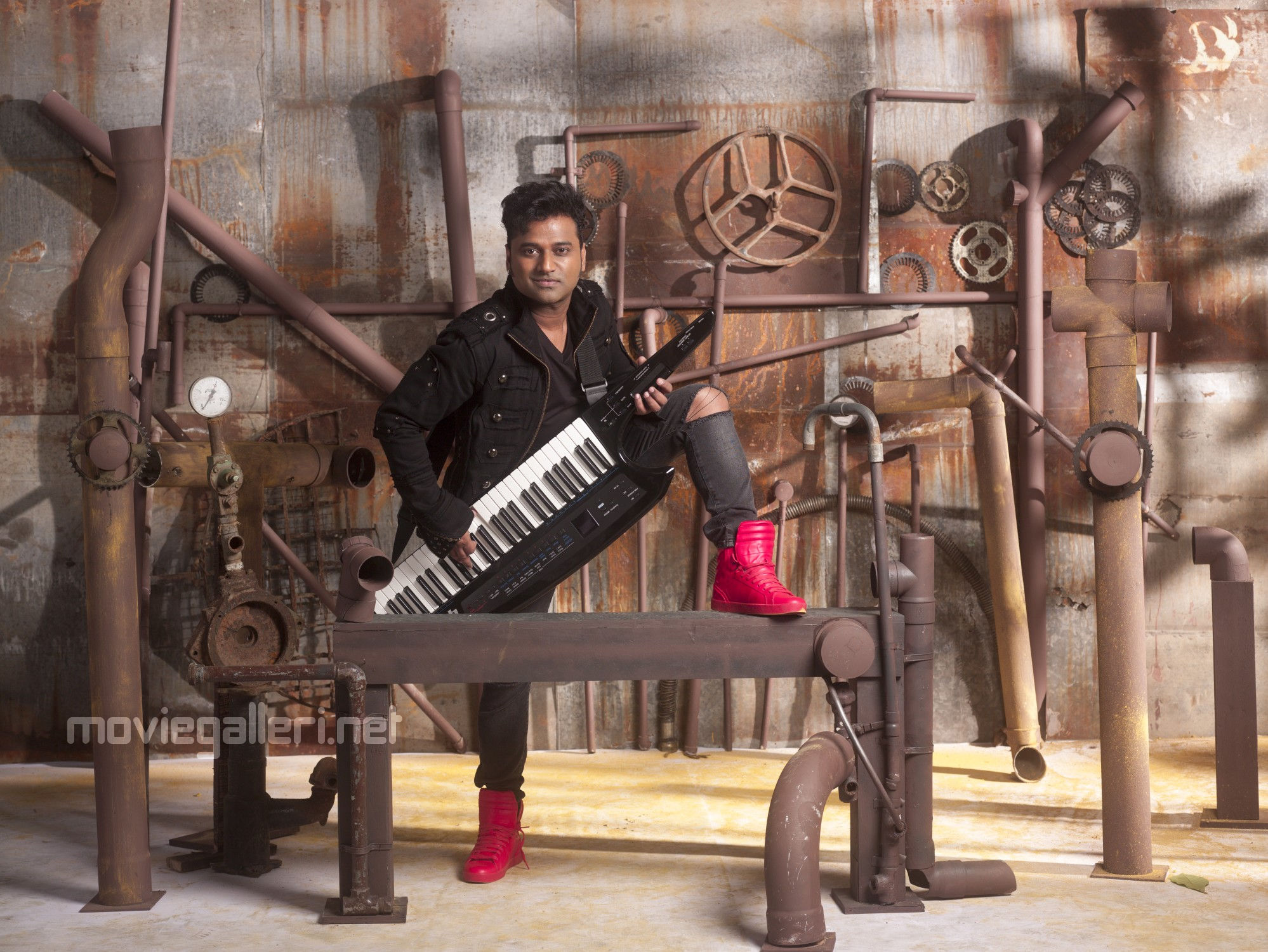 Music Director Devi Sri Prasad to score music for Saamy 2 Movie
