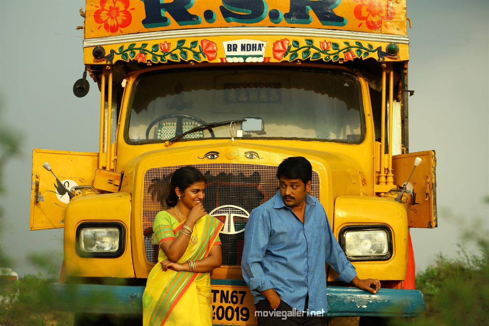 Vidharth and Raveena Ravi