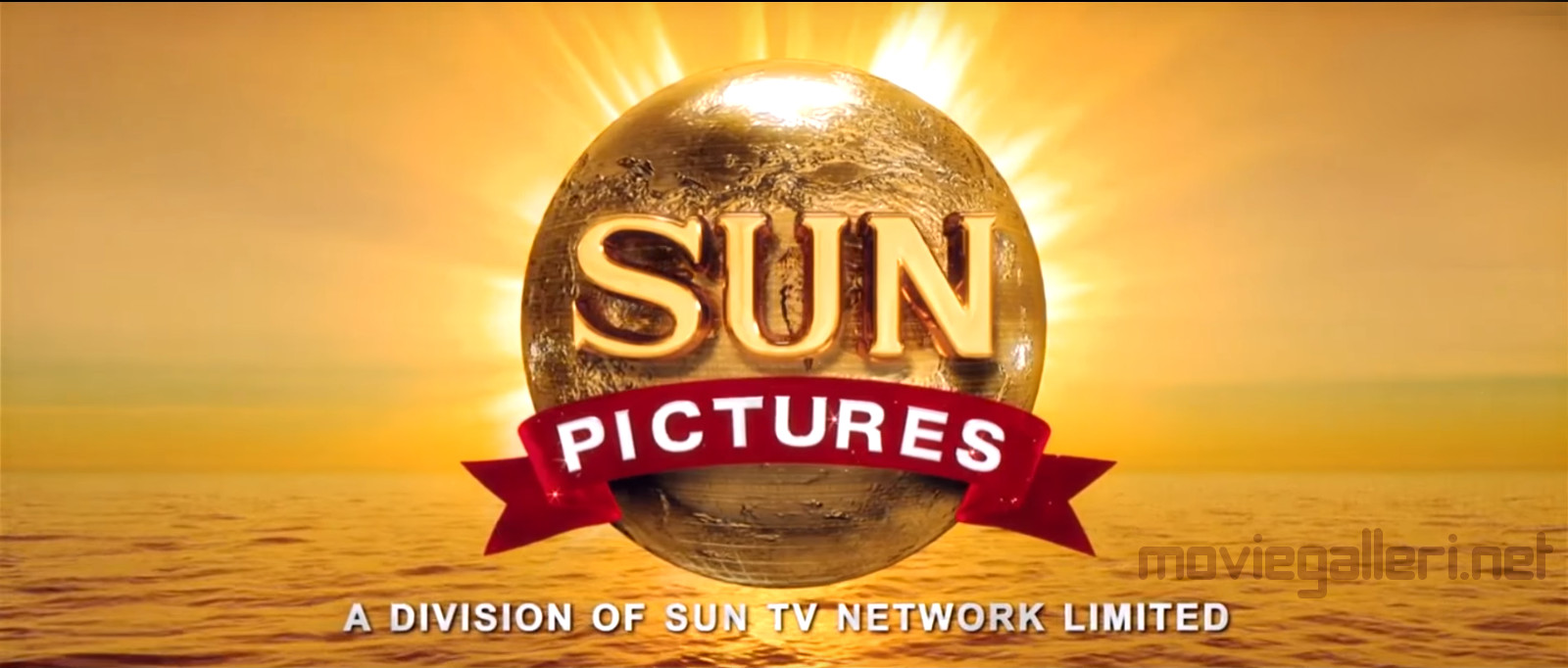 sun pictures production tamil movie company logo