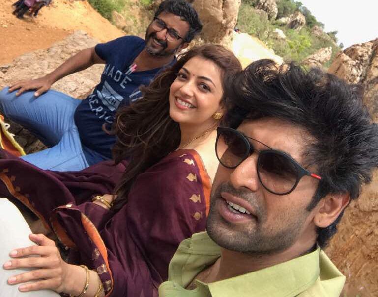 """""""Nene Raja Nene Mantri"""" is my 50th film; I couldn't have asked for a better birthday gift to myself - Kajal Agarwal"""
