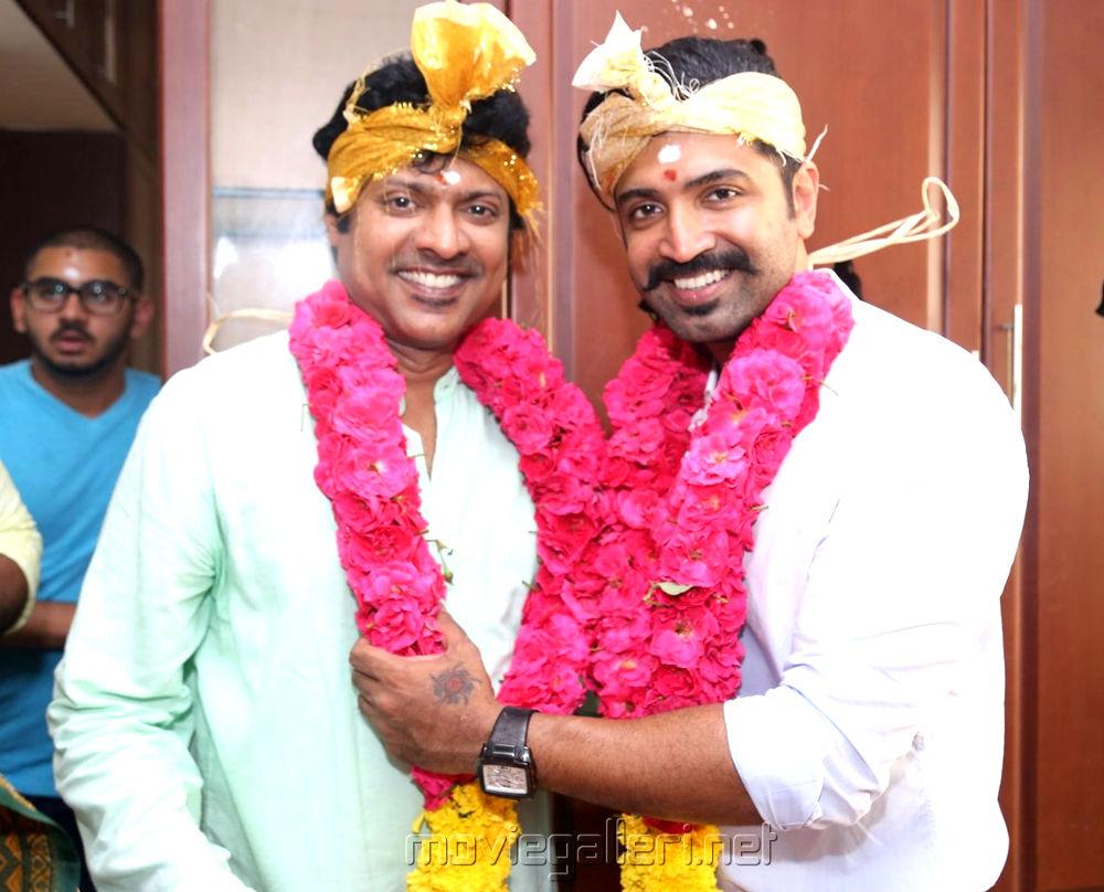 Arun Vijay, Magizh Thirumeni Thadam Movie Details