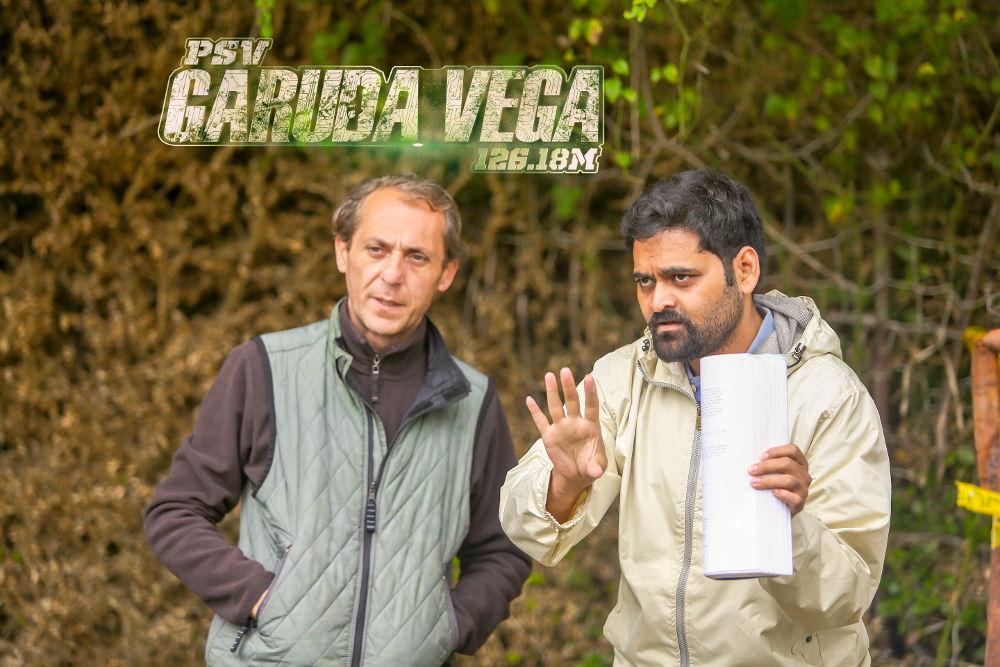 French-Hollywood Film Cinematographers for Dr. Rajasekhar's Garuda Vega