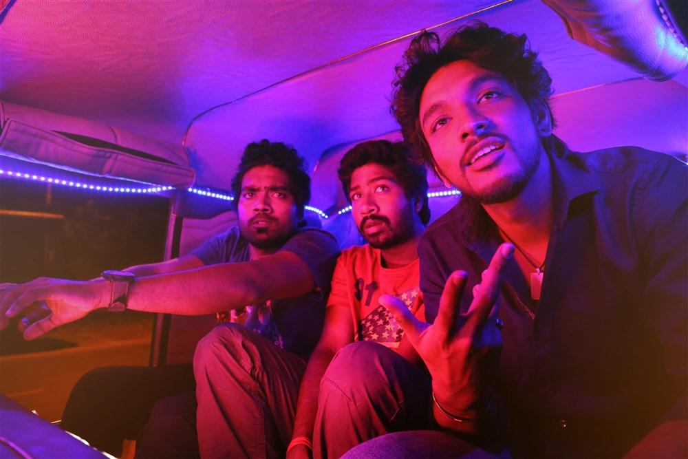 Gautham Karthik, Siddique, Daniel Annie Pope in Rangoon Movie Stills