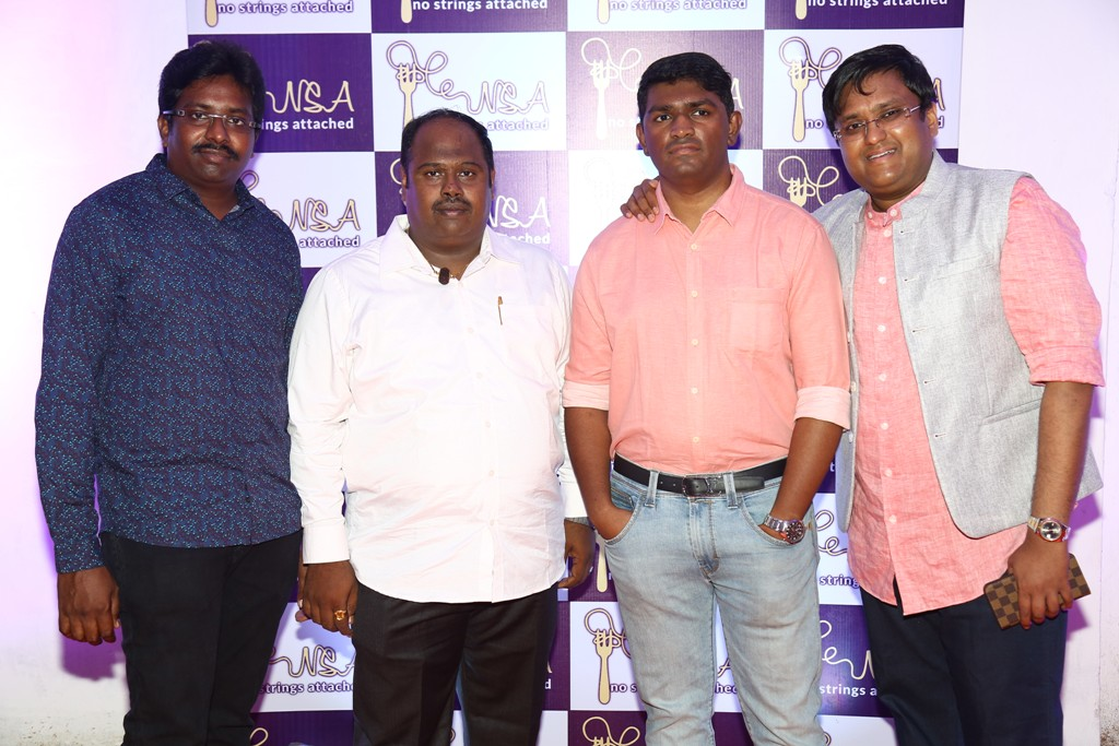 No Strings Attached restaurant launch at Adyar, Chennai