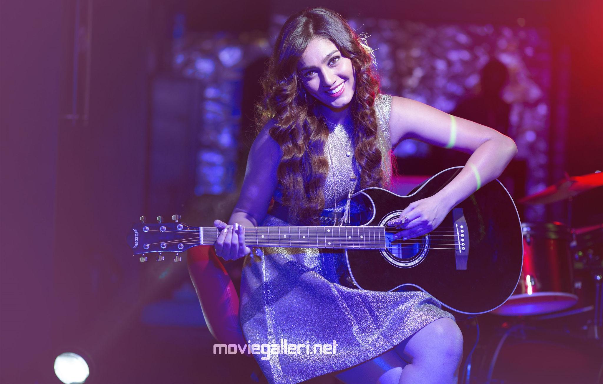 Rangoon Movie Actress Sana Makbul Stills HD Images
