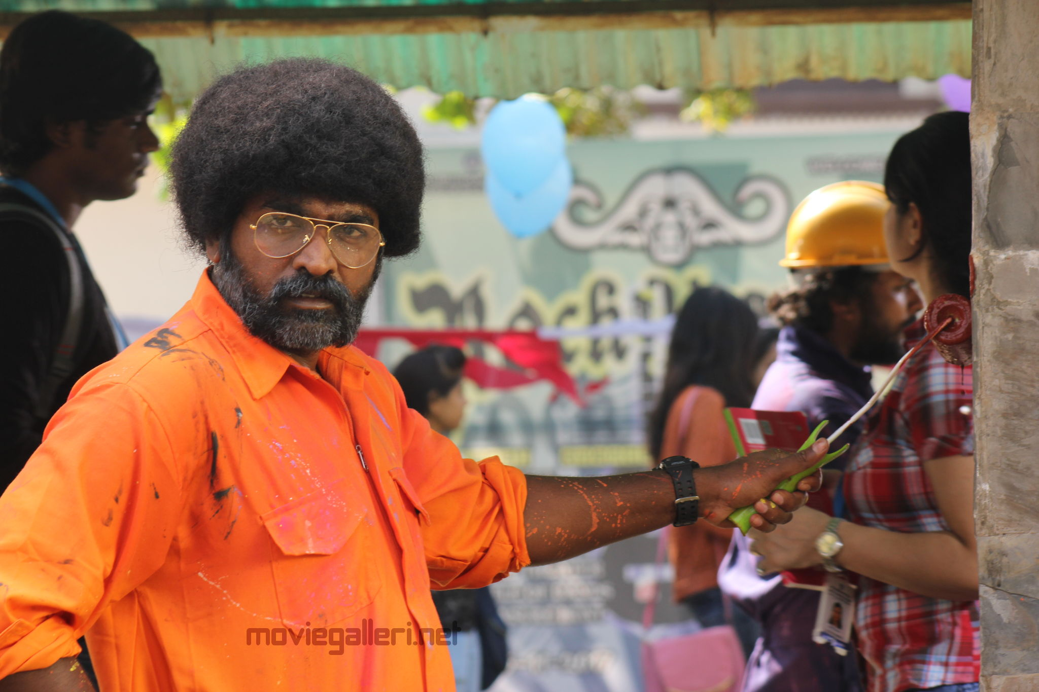 Actor Vijay Sethupathi's Oru Nalla Naal Paathu Solren MOvie