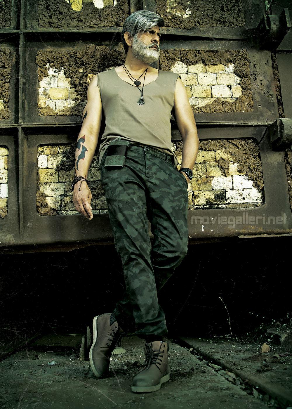 Actor Jagapathi Babu Patel SIR Movie Image