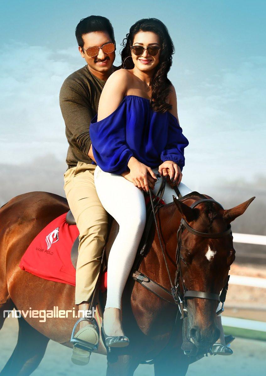 Gopichand Catherine Tresa Gautham Nanda Movie New Images