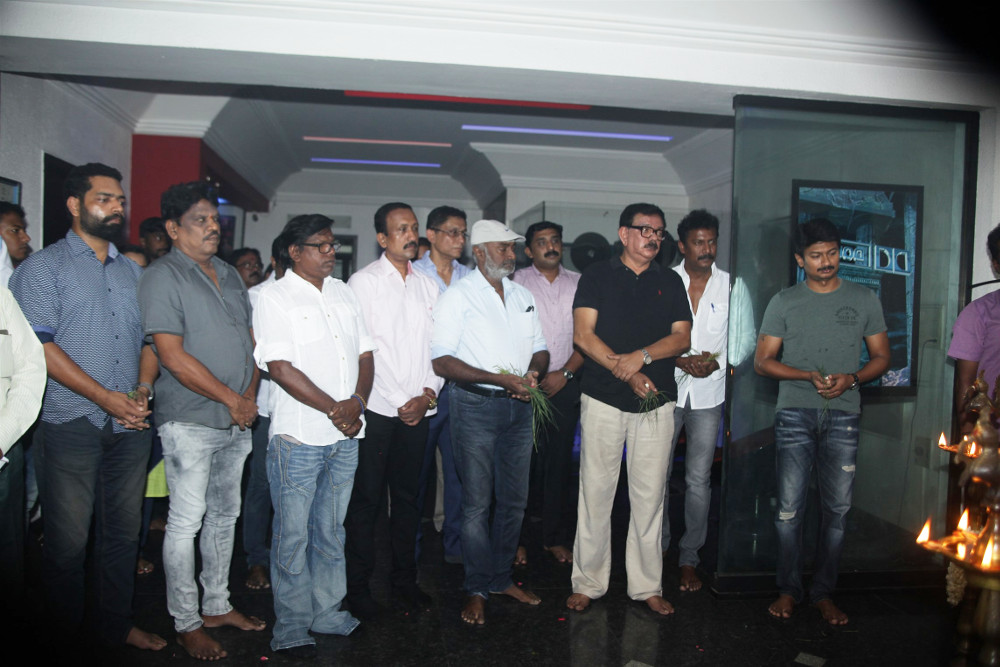 Moonshot Entertainment production no.1 direction by Priyadarshan starring Udhayanidhi
