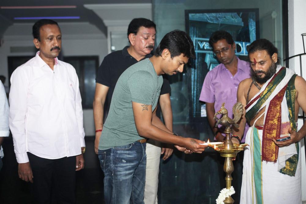 Priyadarshan Udhayanidhi Movie Started
