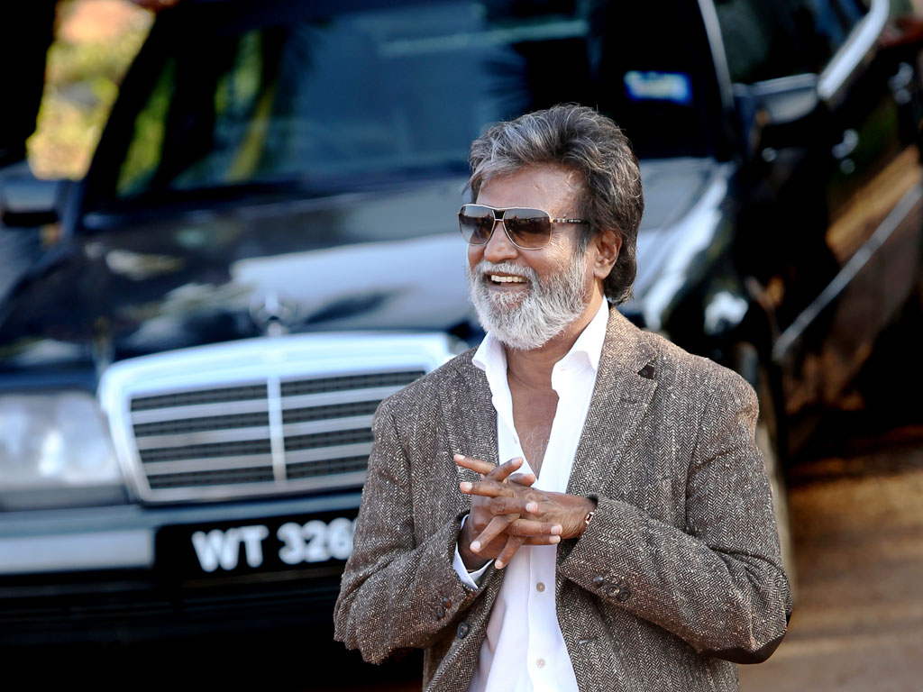Rajini returns to Chennai with big plans
