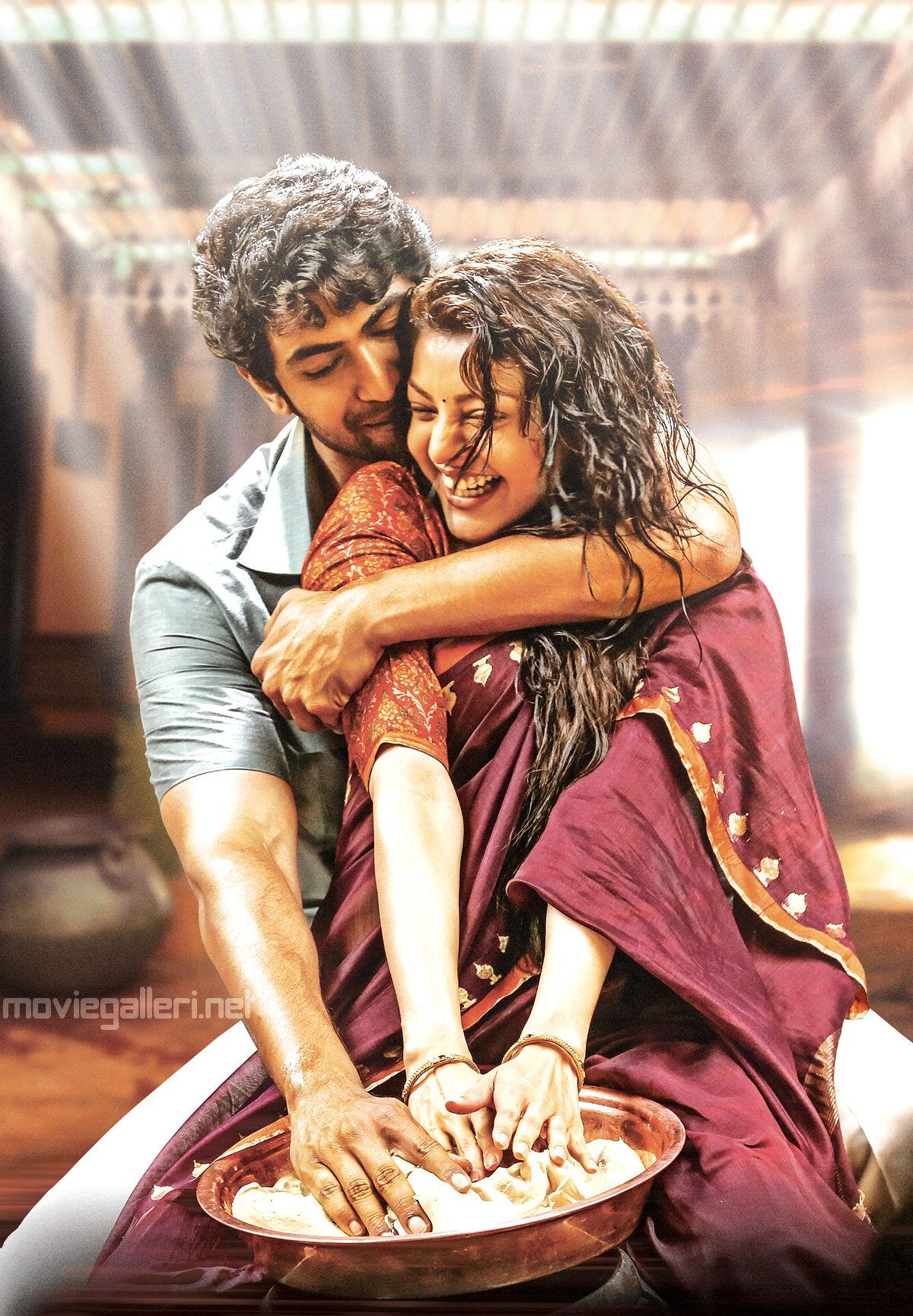 Rana Daggubati & Kajal Agarwal in Nene Raju Nene Mantri Movie New Still