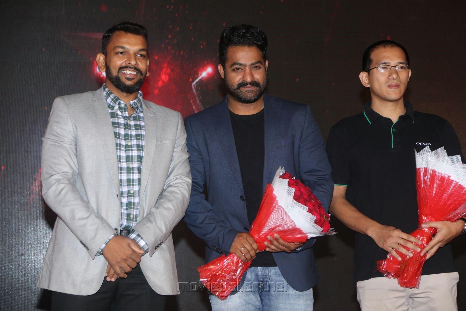 STAR MAA NTR Bigg Boss Telugu Show Launch