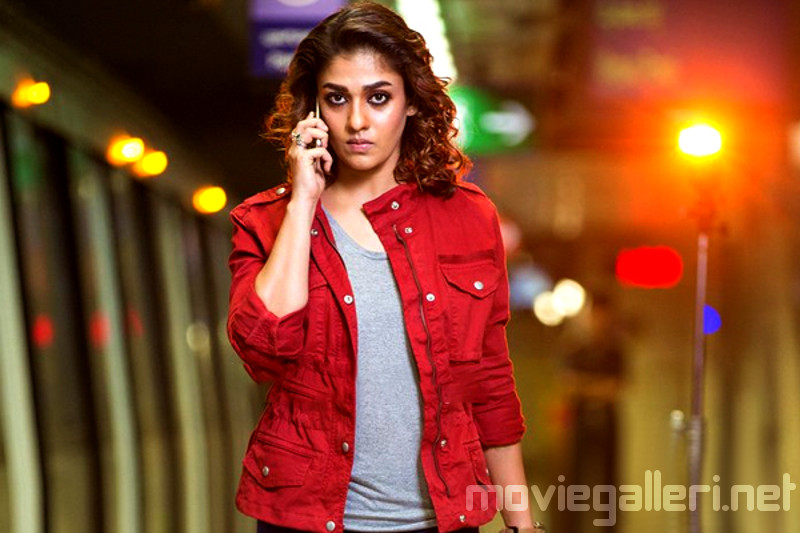 Actress Nayanthara Imaika Nodigal Movie
