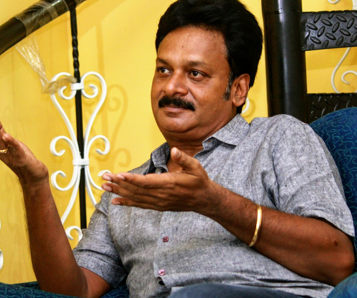 Director Azhagam Perumal speaks about Taramani Movie