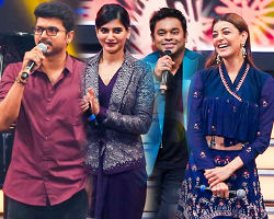 Mersal Movie Audio Launch Stills | New Movie Posters