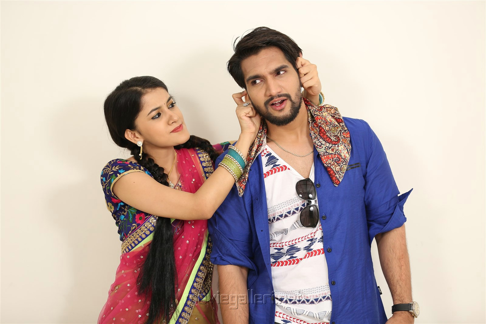 Simran Aashish Raj Ego Telugu Movie Images