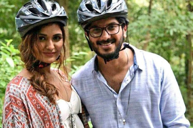 Solo Movie Dulquer Arti Venkatesh Photos