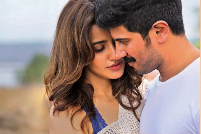 Solo Movie Dulquer Neha Sharma Photos