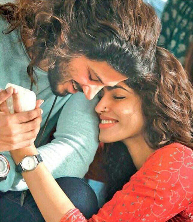 Solo Movie Dulquer Sai Dhansika Photos