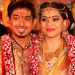 Vishal sister Aishwarya Marriage Photos