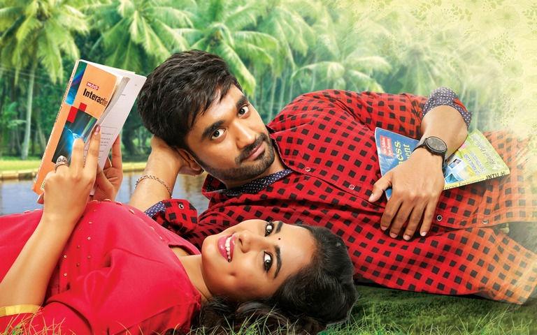 Bharath Margani, Srushti Dange in Oye Ninne Movie Images
