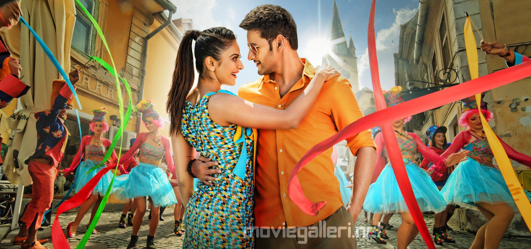 Mahesh Babu Rakul Preet Spyder Movie Review Rating