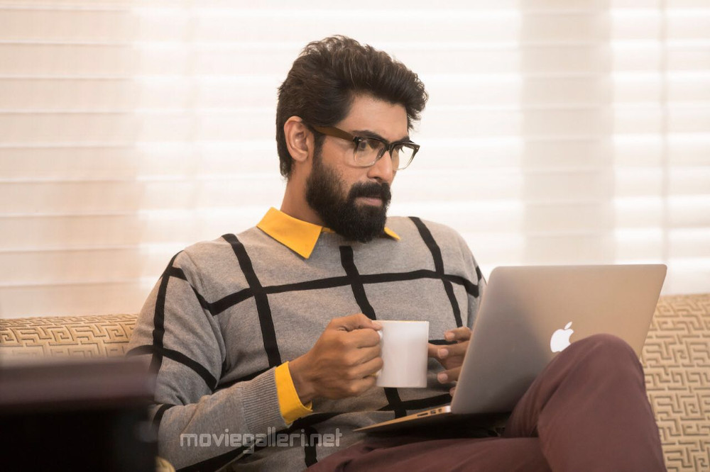 Rana Daggubati First Look on Social Web Series