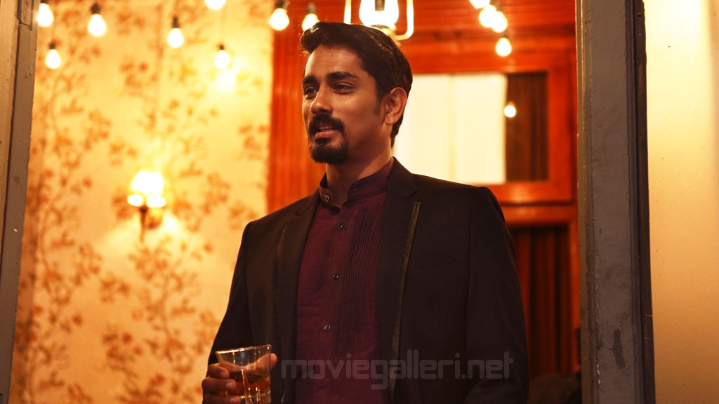 Actor Siddharth's Aval movie teaser oozes horror in every frame