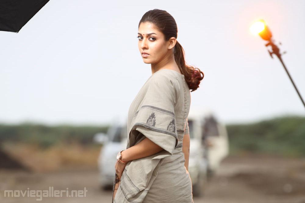 Actress Nayanthara Aramm as Kartavyam Telugu Movie