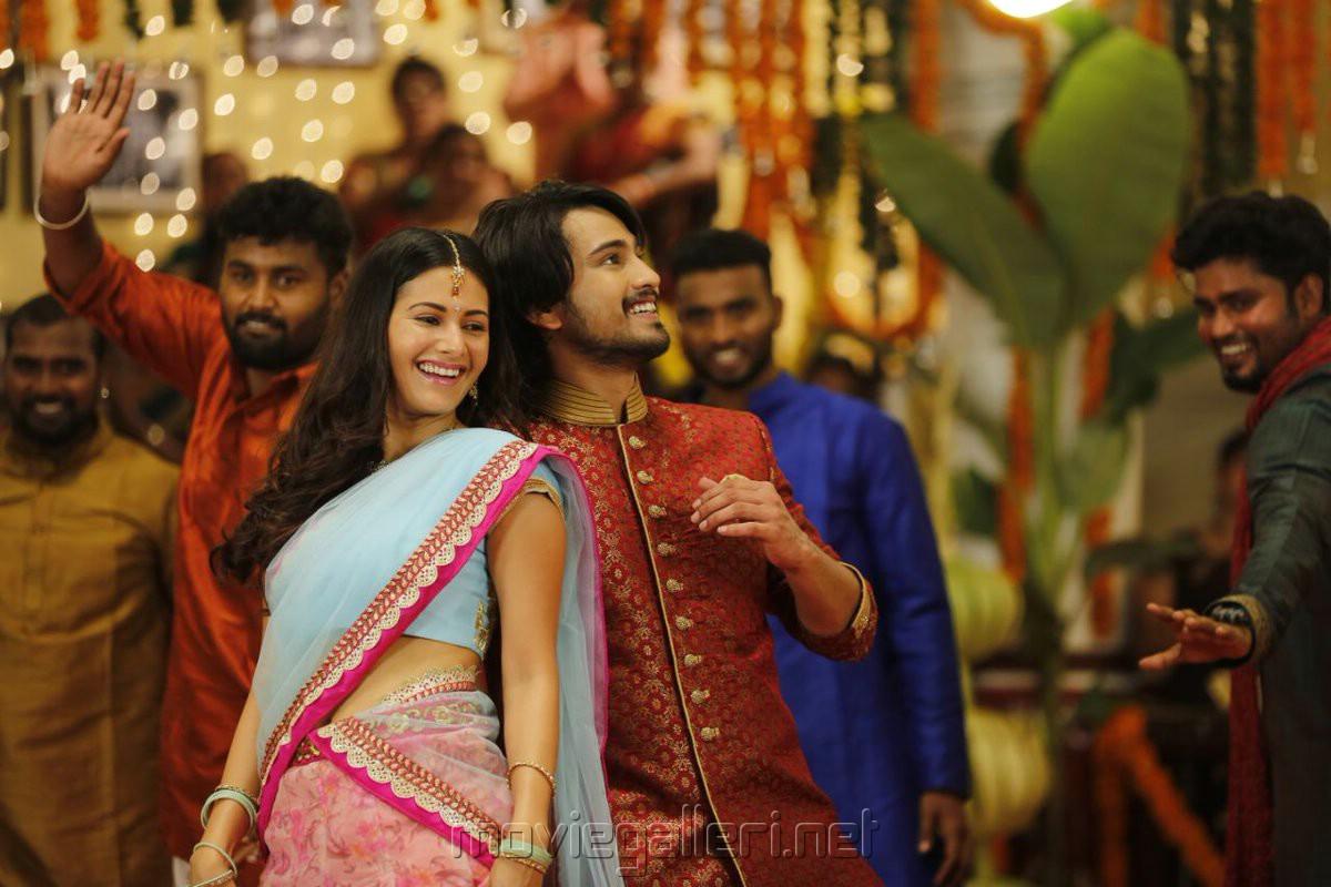 Amyra Dastur Raj Tarun Raju Gadu Movie First Look Pics