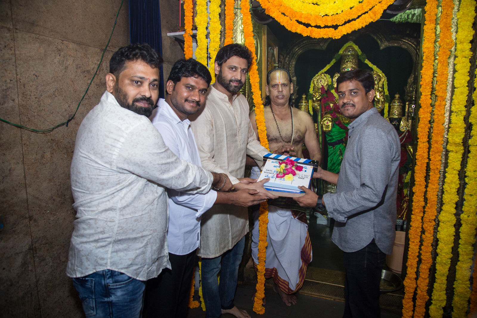 Anil Srikantam Sumanth new film launched