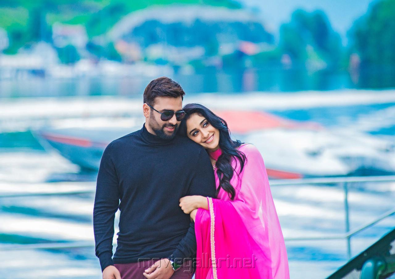 Nara Rohit, Regina Cassandra Balakrishnudu Movie Pics