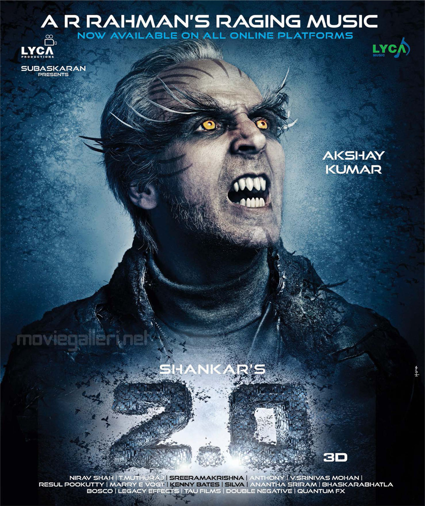 Avatar 2 Full Movie Hd: AR Rahman's 2.0 Songs Released Posters