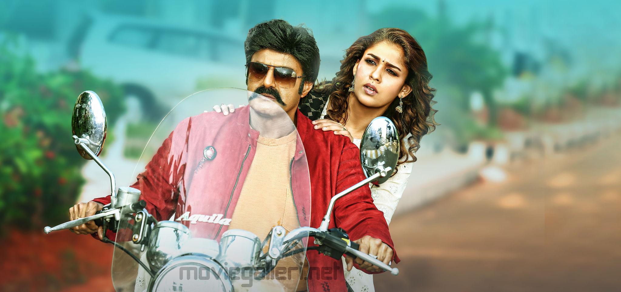 Balakrishna Nayanthara Jai Simha HD Picture