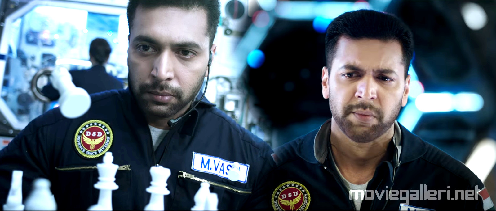 Jayam Ravi Tik Tik Tik MOvie Official Tamil Trailer