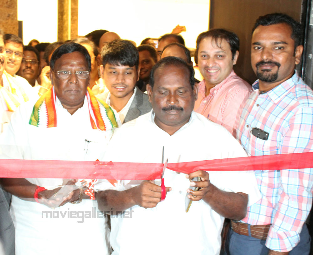 sathyam spi cinemas puducherry launch