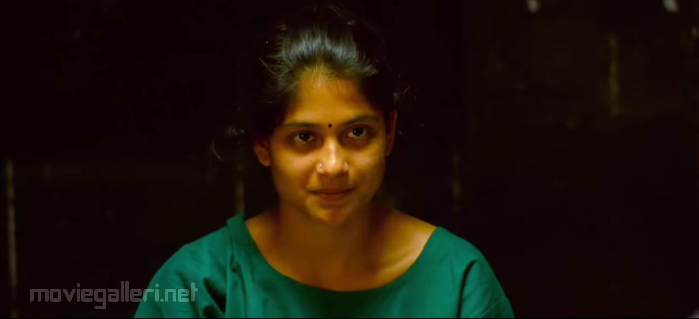Actress Aditi Balan in Aruvi Movie Review
