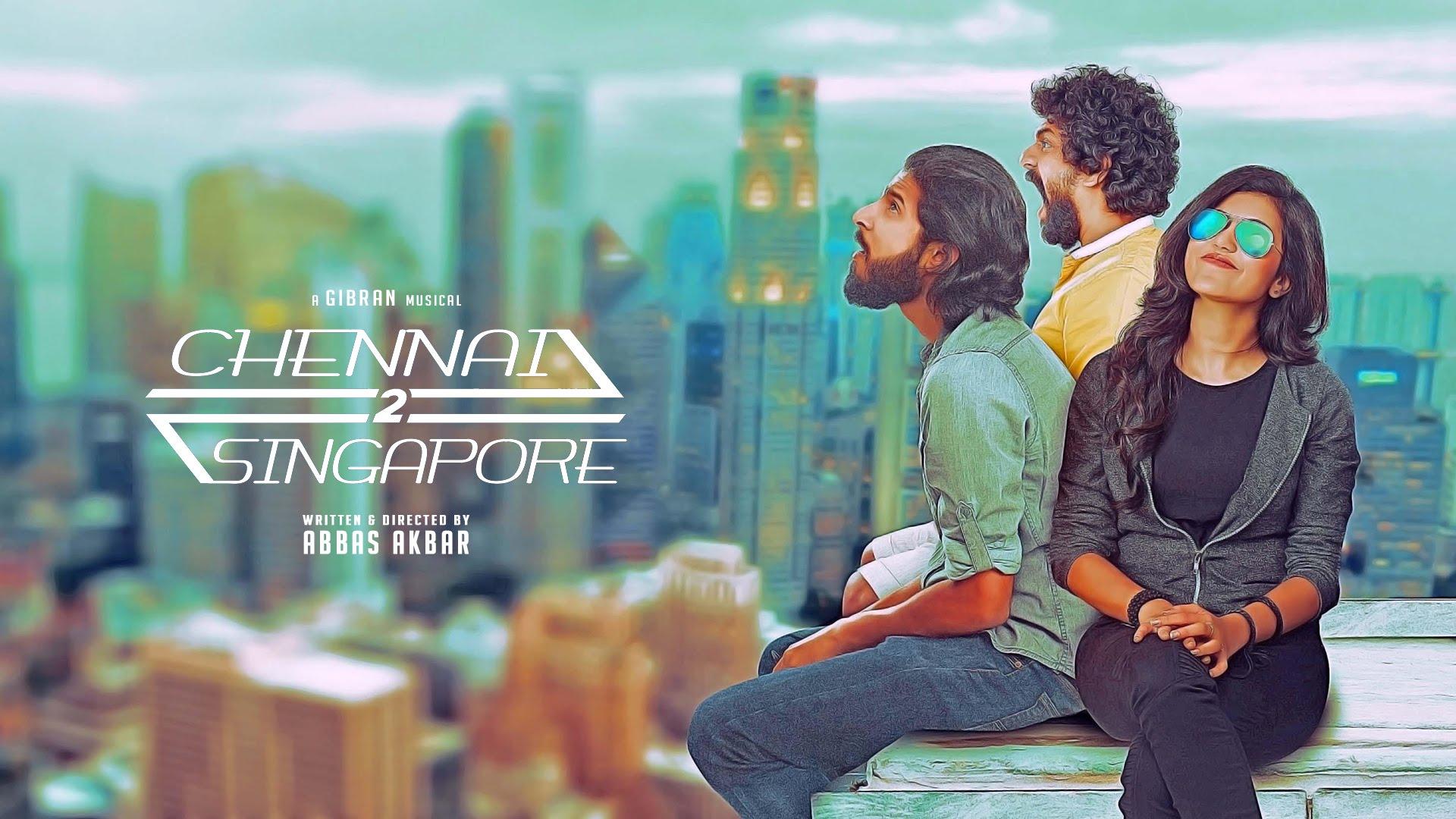 Chennai 2 Singapore Tamil Movie Review