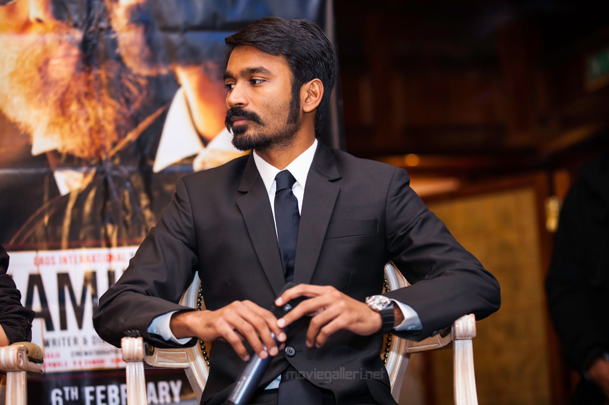 Dhanush, Yuvan come together
