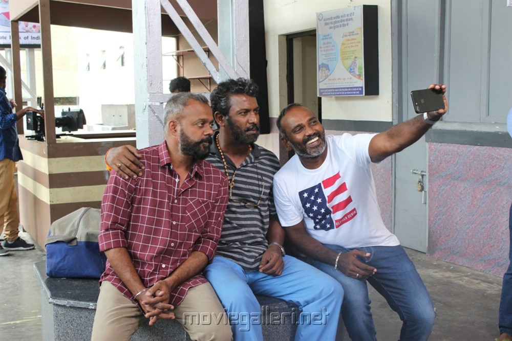Director Vijay Milton Goli Soda 2 shooting wrapped up