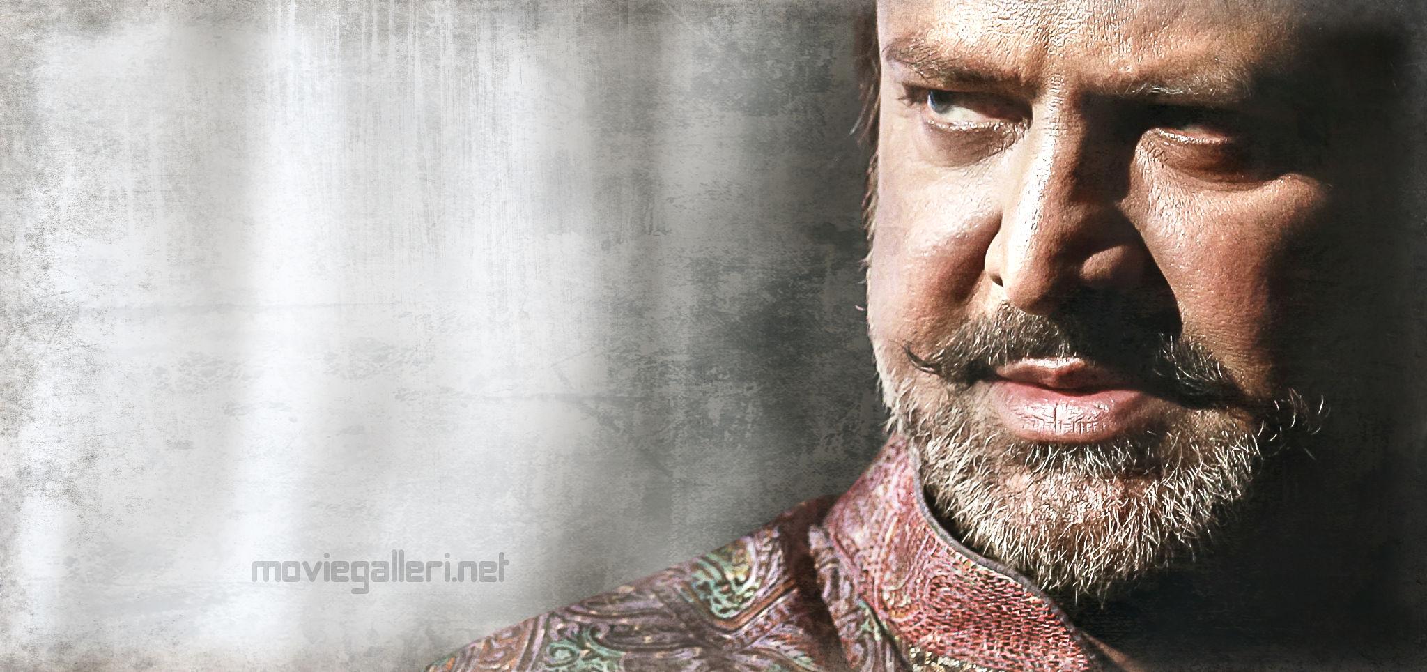 Gayatri Movie Mohan Babu First Look Wallpapers