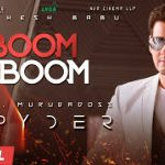 Mahesh Babu SPYDER Boom Boom Single Song