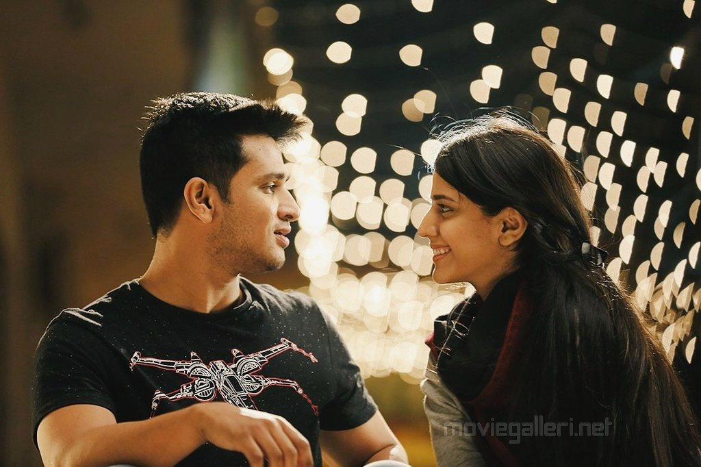 Nikhil Samyuktha Hegde Kirrak Party Grand Release on February 9th, 2018