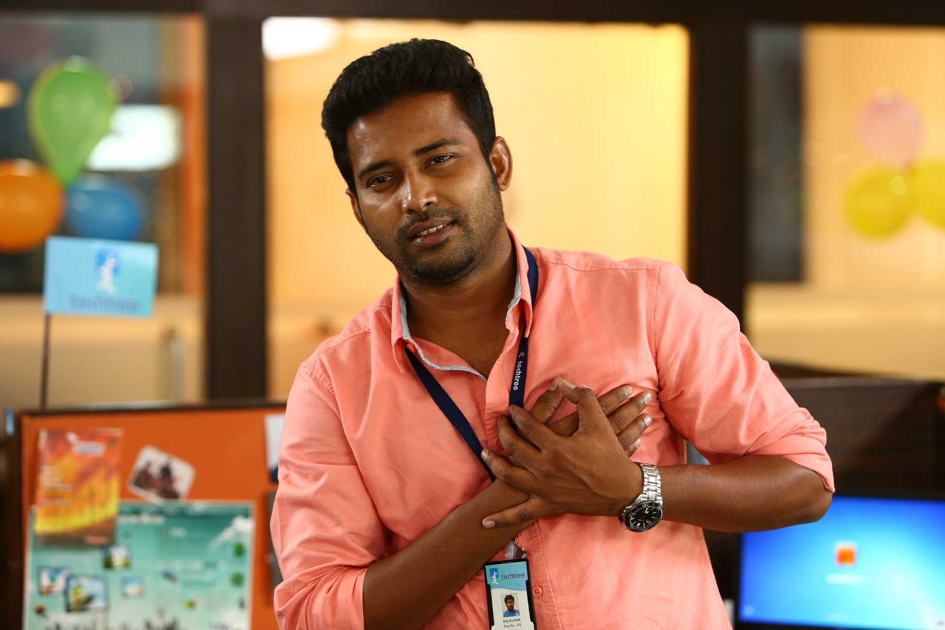 Year-end cheer for Attakathi Dinesh