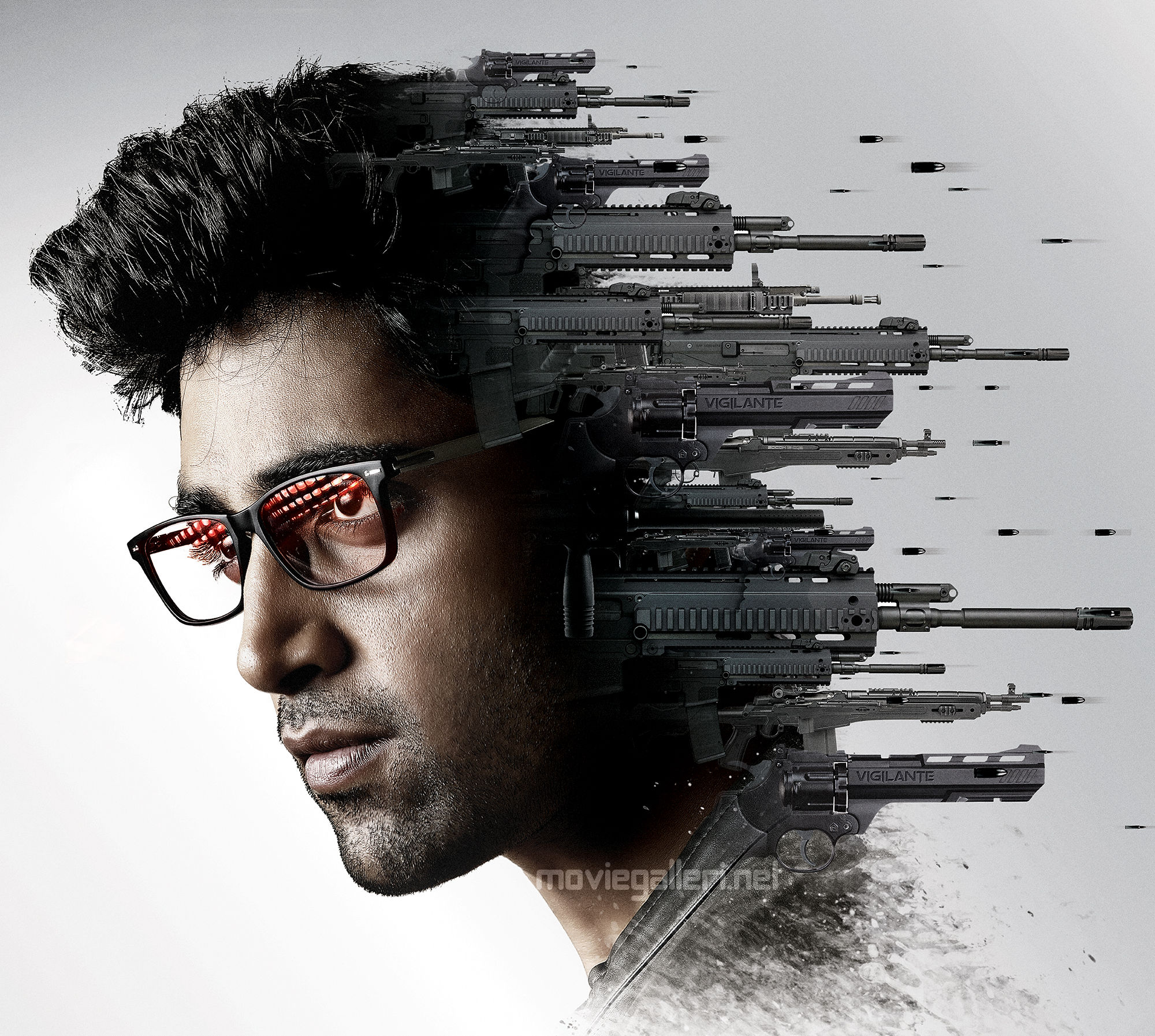 Actor Adivi Sesh Goodachari Movie First Look HD IMage